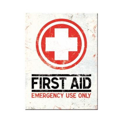 Magnet First Aid