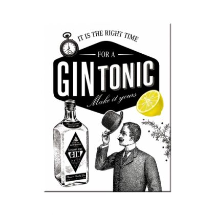Magnet Gin tonic