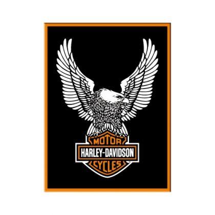 Magnet Harley-Davidson Eagle Logo