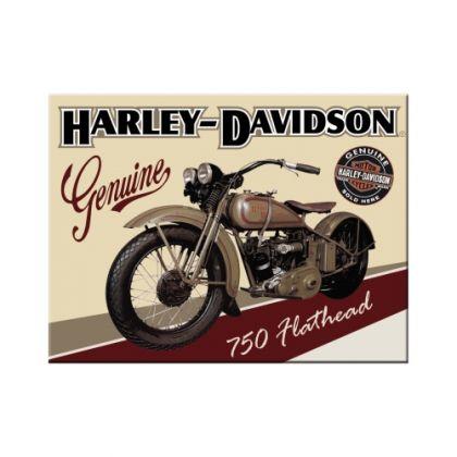 Magnet Harley-Davidson Flathead