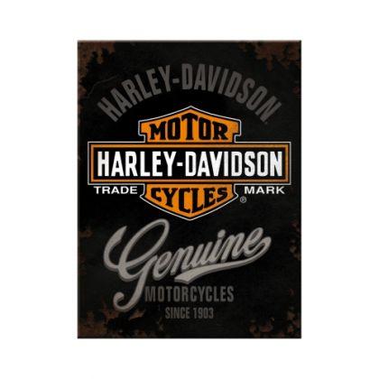 Magnet Harley-Davidson Genuine
