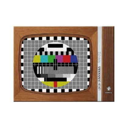 Magnet Retro - TV Test