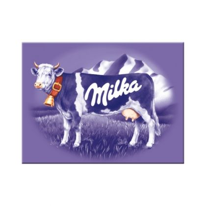 Magnet The Purple Cow