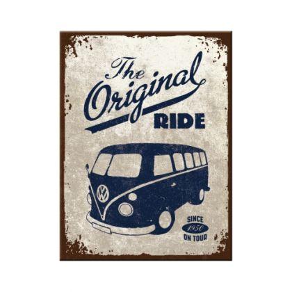 Magnet VW Bulli - The Original Ride
