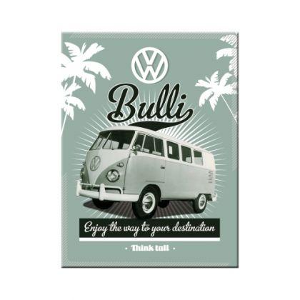 Magnet VW Retro Bulli