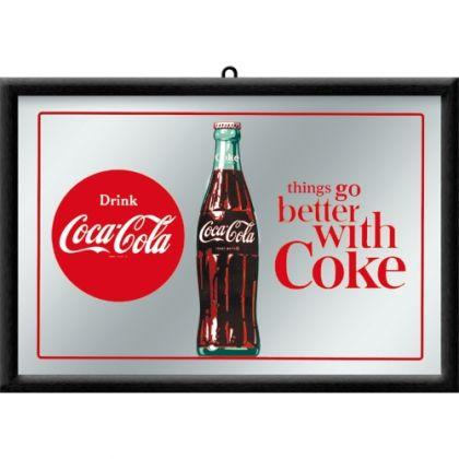 Oglinda Coca-Cola