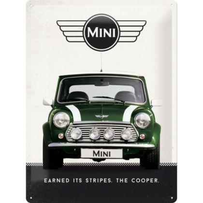 Placa metalica 30X40 Mini - Cooper Green