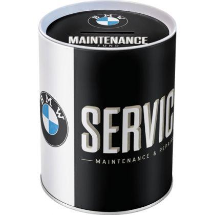 Pusculita BMW-Service