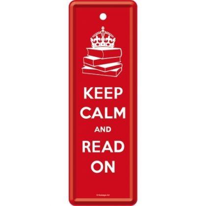 Semn De Carte Keep Calm