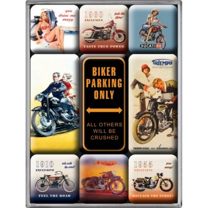 Set magneti Biker's Corner
