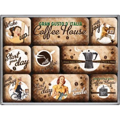 Set magneti Coffee House