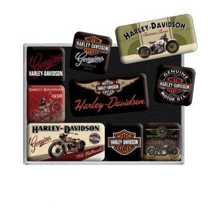 Set magneti Harley-Davidson Classic