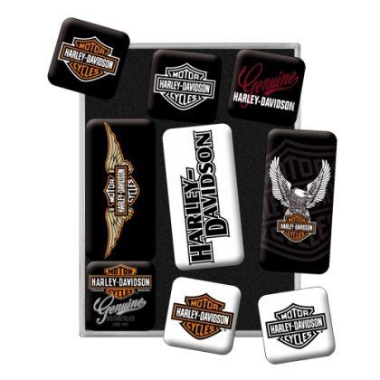 Set magneti Harley-Davidson Genuine