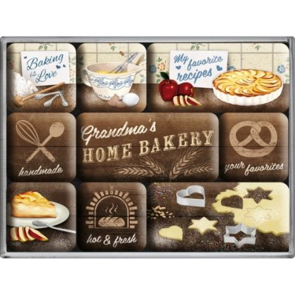 Set Magneti Home Bakery