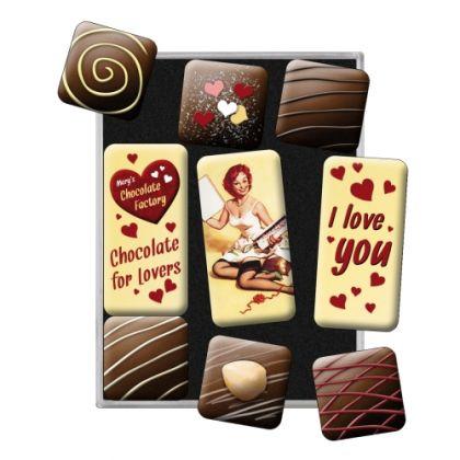 Set magneti I Love You