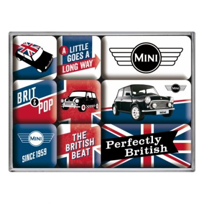 Set magneti Mini-Union Jack