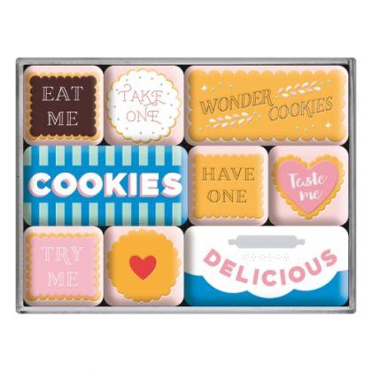 Set magneti Wonder Cookies