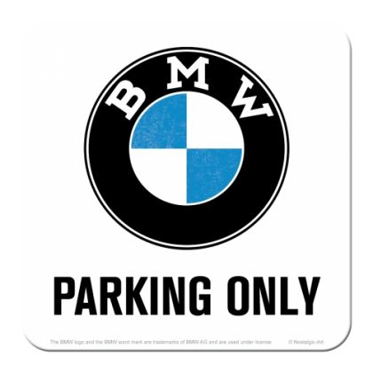 Suport pahar BMW - Parking only