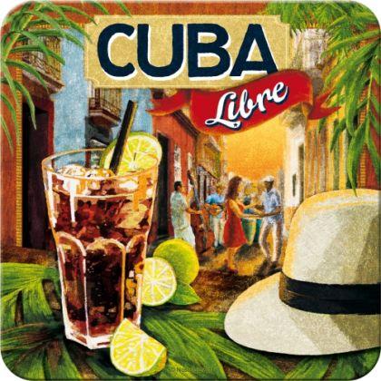 Suport pahar Cuba Libre