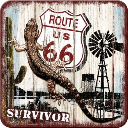 Suport pahar Route 66 Desert Survivor