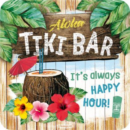 Suport pahar Tiki Bar