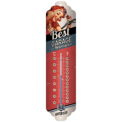 Termometru Best Garage - Red