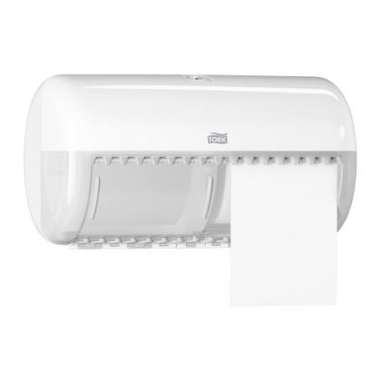 CONVENTIONAL TOILET ROLL DISPENSER