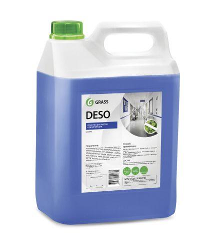 DESO C10 - detergent cu efect dezinfectant