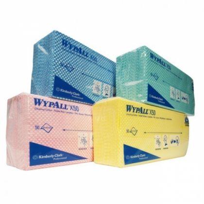 WYPALL X50 - LAVETE NETESUTE Ho.Re.Ca albastru