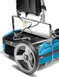 Rotowash R45S - echipament curatat pardoseli