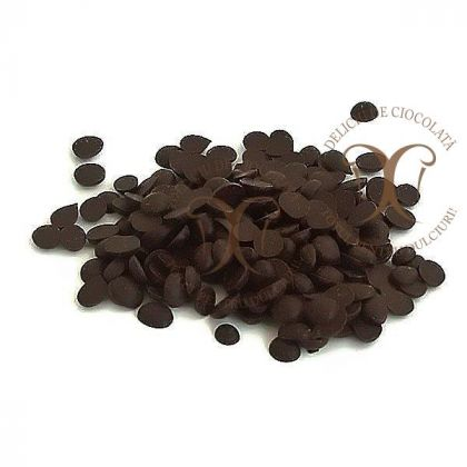 Ciocolata neagra TOBADO 64.5% cacao  5 Kg