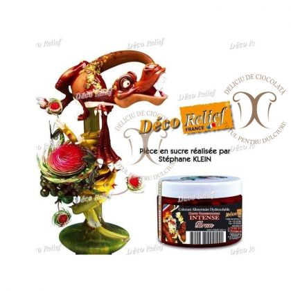 Colorant Maro (Brun) 50 g Deco Relief