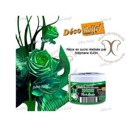 Colorant Verde Menta (Vert Menthe) 50 g Deco Relief