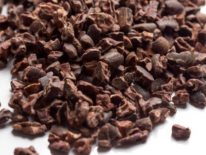 NIBS Bucati prajite de cacao 800 g Barry Callebaut