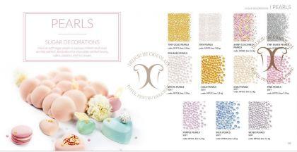 Perle Albe Mici (Tiny Pearls) 2 mm Barbara Decor 1,8 Kg