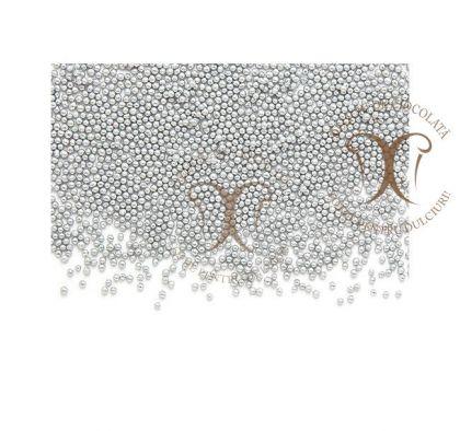 Perle Argintii Mici (Tiny Silver Pearls) 2 mm Barbara Decor 1,8 Kg