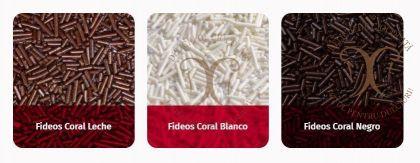 Vermicelli Compound Alb (Fideos Coral Blanco) 1 Kg Norte Eurocao