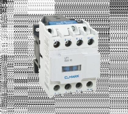 CONTACTOR LT1-D 12A 400V 1NC