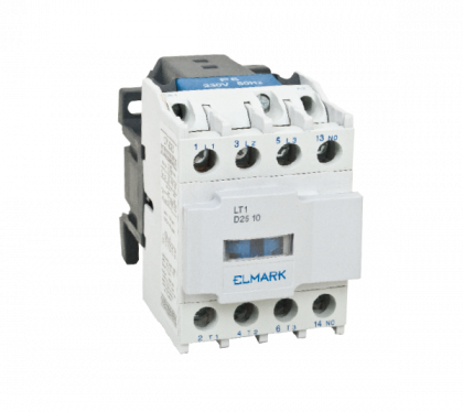 CONTACTOR LT1-D 95A 110V 1NO/1NC