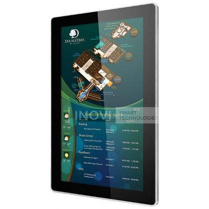Display interactiv Full HD ,10 puncte Capacitive Touch, ecran 43 inch, Dual OS