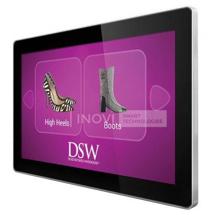 Display interactiv Full HD ,10 puncte Capacitive Touch, ecran 32 inch, Dual OS