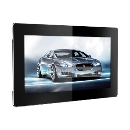 Display interactiv Full HD ,10 puncte Capacitive Touch, ecran 22 inch, Dual OS
