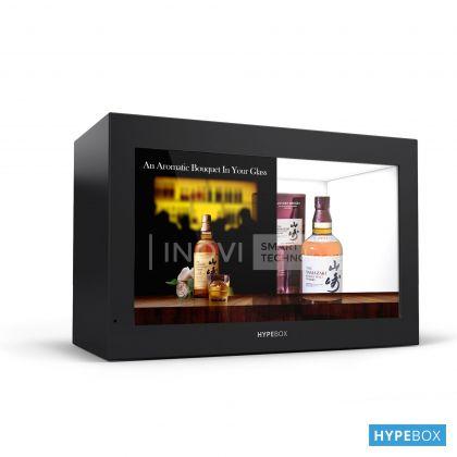 HYPEBOX 32 inch Orizontal, Alb, Full HD, 10 puncte touch