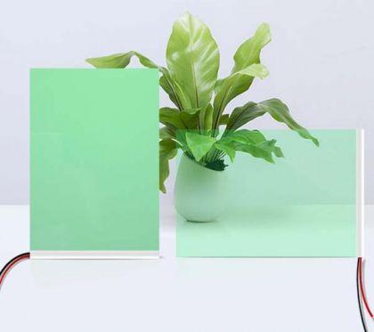 iGlass non adhesive switchable film