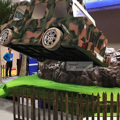 VR Jurassic Exploration