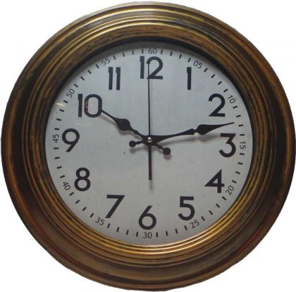 Ceas de perete Winning, vintage, rotund / 6320