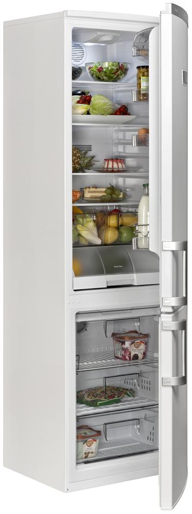 Combina frigorifica ARCTIC AK366 NF+, 355 Litri, A+