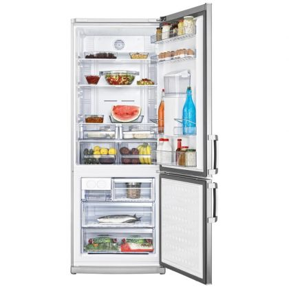 Combina frigorifica Beko CN147130DX, 475 Litri, A++
