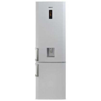 Combina frigorifica Beko DBKE386WD+, 380 Litri, A+