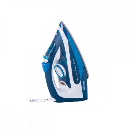 Fier de calcat Albatros SAPPHIRE, 2400 W, talpa ceramica, bleumarin